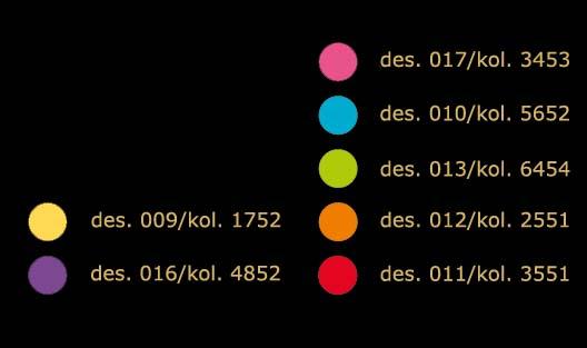 reczniki plazowe karta kolorow