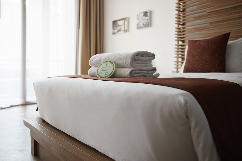 Pościel jako element budowania komfortu gości hotelowych